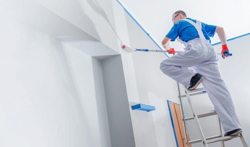 Ile kosztuje malowanie mieszkania