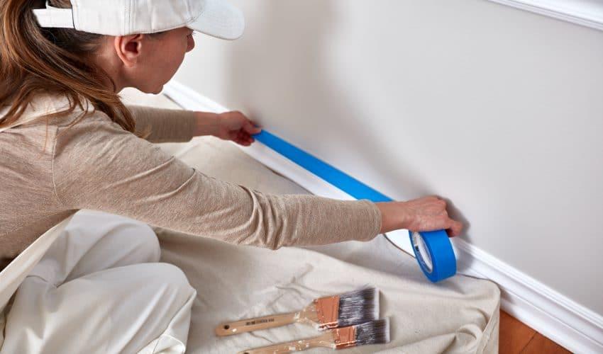 Malowanie ścian oraz sufitów, co warto wiedzieć?