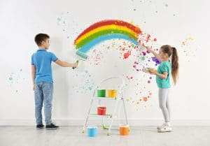 Farby tablicowe, magnetyczne, fluorescencyjne i termoizolacyjne