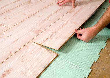 Układanie paneli podłogowych kraków